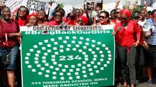 Audio «Entführte nigerianische Schülerinnen sollen verkauft werden» abspielen