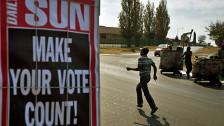Audio «Südafrika wählt - eine Farbenlehre aus Soweto» abspielen