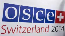 Audio ««Ob die OSZE sich bewährt, muss sich noch zeigen»» abspielen