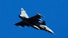Audio «Gripen-Kampfflugzeug abgelehnt» abspielen