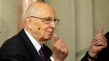 Audio «Giorgio Napolitano oder «Re Giorgio» - ein Portrait» abspielen