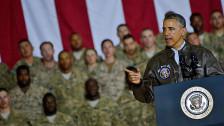 Audio «Zehntausend US-Soldaten bleiben vorläufig in Afghanistan» abspielen
