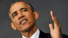 Audio «Obama will weniger Militäroperationen» abspielen