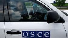 Audio «OSZE-Beobachter: Zielscheiben prorussischer Separatisten?» abspielen