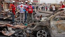 Audio «Nigeria: Die Ohnmacht gegenüber Boko Haram» abspielen