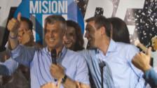 Audio «Thaci gewinnt Parlamentswahl im Kosovo» abspielen