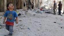 Audio «Schwere Menschenrechtsverletzungen in Syrien» abspielen