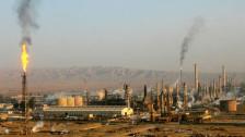 Audio «Kämpfe um Iraks grösste Öl-Raffinerie» abspielen