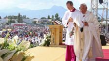 """Audio «Papst exkommuniziert Mafiosi als """"Anhänger des Bösen""""» abspielen"""