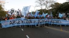 Audio «Argentinien pokert hoch» abspielen