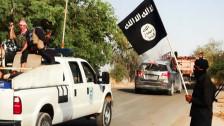 Audio «Deutliche Machtdemonstration: Isis ruft Kalifat aus» abspielen