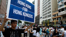 Audio «Hongkongs Bevölkerung wehrt sich für ihren Sonderstatus» abspielen