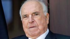Audio «Helmut Kohls Erbe beschäftigt Deutschland» abspielen