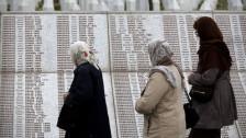 Audio «Ein kleiner Trost für die «Mütter von Srebrenica»» abspielen