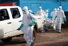Audio «Kranker Ebola-Arzt beunruhigt die Experten» abspielen