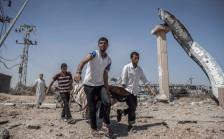 Audio «Nur kurzes Aufatmen in Gaza» abspielen