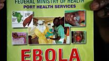 Audio «Ebola - Ansteckungsgefahr auch über Spermien» abspielen