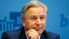Audio «Der bekannteste deutsche Bürgermeister tritt ab» abspielen
