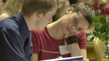 Audio «Die Jugend in der Schweiz interessiert sich für Politik» abspielen