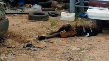 Audio «Ebola bedroht Liberias nationale Existenz» abspielen