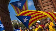 Audio «Mit Nachdruck für Kataloniens Unabhängigkeit» abspielen