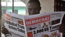 Audio «Ebola: «Die USA und die UNO kommen zu spät»» abspielen