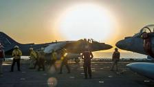 Audio «Luftangriffe auf den «Islamischen Staat» auch in Syrien» abspielen