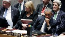Audio «UNO: Ungewöhnliche Einigkeit der Staatschefs im Sicherheitsrat» abspielen