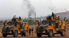 Audio «Türkische Panzer an Grenze zu Syrien positioniert» abspielen