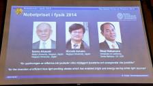 Audio «Physik-Nobelpreis für die Entwicklung von Leuchtdioden» abspielen