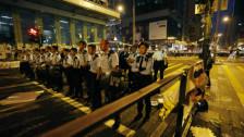 Audio «Hongkong: Polizei räumt Protestcamp» abspielen