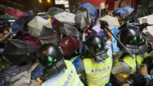 Audio «Proteste in Hongkong flammen wieder auf» abspielen