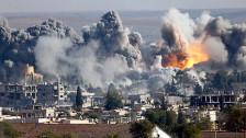 Audio «US-Hilfe für Syriens Kurden in Kobane» abspielen