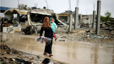 Audio «Gaza: Zwei Monate nach dem Krieg» abspielen