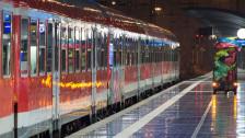 Audio «XXL-Bahnstreik legt Deutschland lahm» abspielen