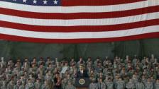 Audio «Die USA verdoppeln ihr militärisches Personal in Irak» abspielen