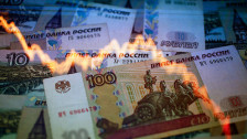Audio «Russische Zentralbank kämpft gegen schwachen Rubel» abspielen