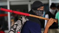 Audio «Mexiko nach Studentenmord: Wütende Menschen – ratlose Politiker» abspielen