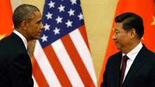 Audio «Hürden für die Klima-Vereinbarung mit China» abspielen