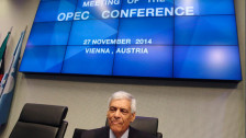 Audio «Ölpreis sinkt nach OPEC-Nicht-Entscheid» abspielen