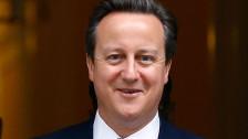 Audio «Cameron will Zuwanderern Sozialleistungen kürzen» abspielen