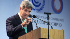 Audio «Klima: Kerrys flammender Appell» abspielen