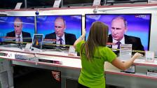 Audio «Russland in der Krise - Putin kritisiert den Westen» abspielen