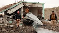 Audio «Erfolgreicher Schlag gegen IS in Irak» abspielen