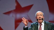 Audio «Essebsi gewinnt die tunesische Präsidentenwahl» abspielen