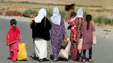 Audio ««Was den Frauen in Irak passiert, kratzt am Image der USA»» abspielen