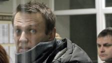 Audio «Schuldspruch für Kreml-Kritiker Alexej Nawalny» abspielen
