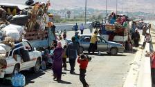 Audio «Flüchtlingsströme aus Syrien überfordern Libanon» abspielen