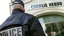 Audio «Bewaffneter Anschlag auf «Charlie Hebdo» in Paris» abspielen