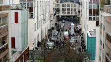 Audio «Anschlag auf «Charlie Hebdo»» abspielen
